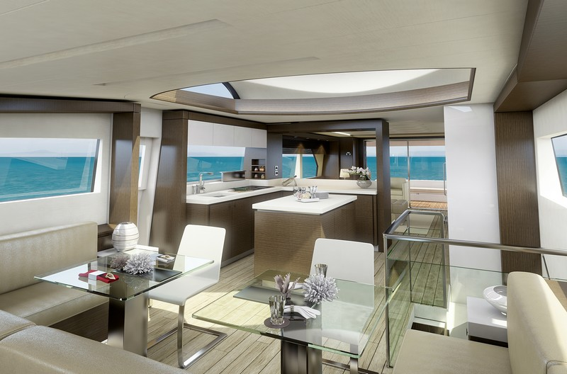 hatteras yachts-interior 2