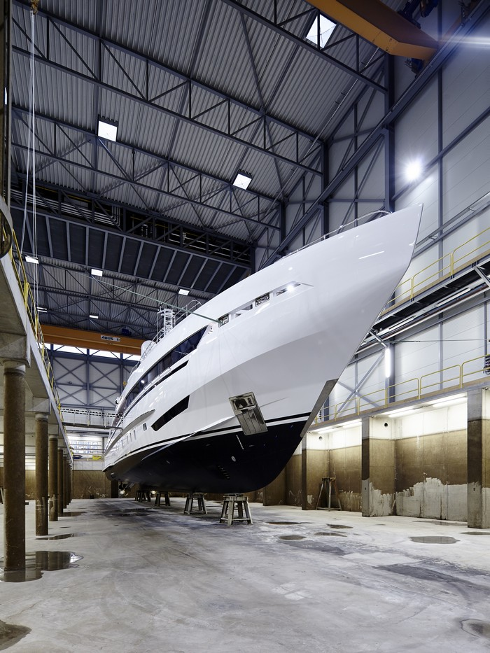 Heesen Yachts HY17145 MY Amore Mio