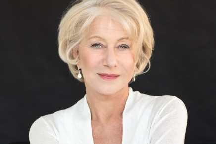 Helen Mirren at 70: fashion gifts from a grande dame