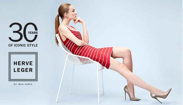 herve leger 30 years