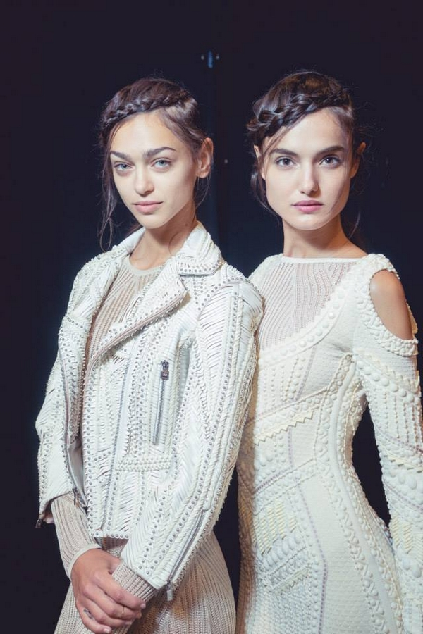 herve leger behind the scenes ss2016----