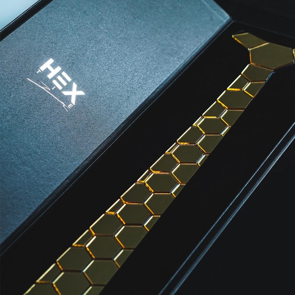 hextie-Honeycomb Emirates Tie-2015-NYFW