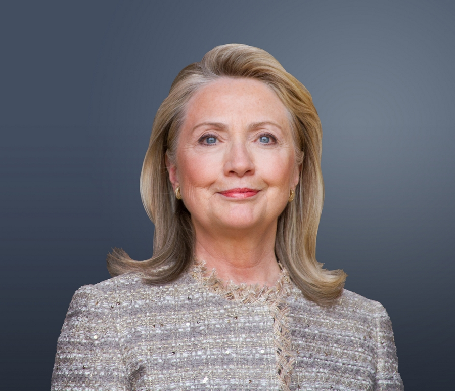 The Hillary Clinton look: power hair, pantsuits and practicality ...