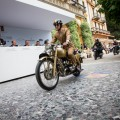 historic motorcycles coming together at 2016 Concorso d'Eleganza Villa d'Este
