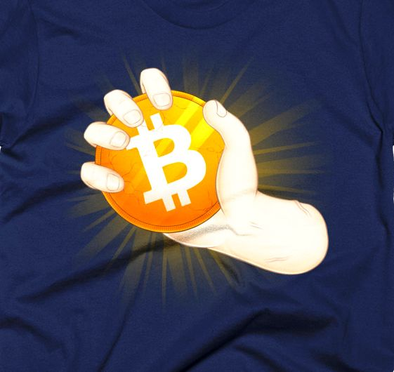 One reason about switching to Bitcoin would be the ability for the crypto-currency to increase in value.
