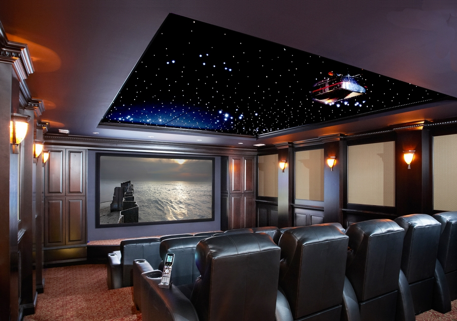 hometheater for a high-end home