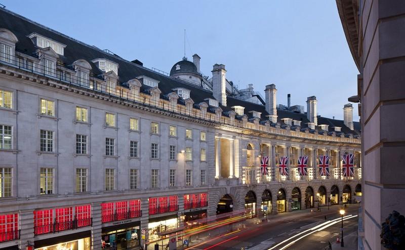hotel cafe royal london-location