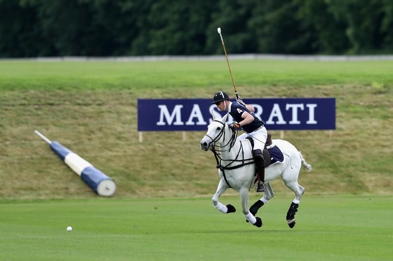 Maserati Royal Charity Polo Trophy