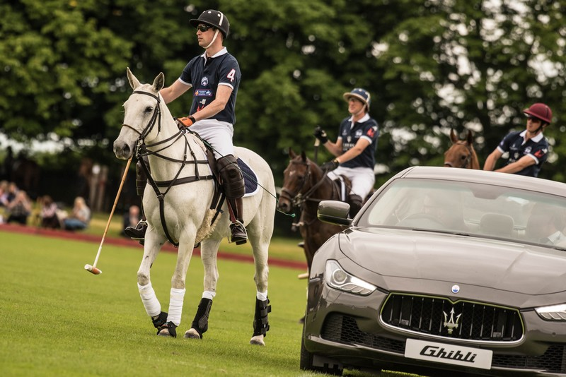 hrh-the-duke-of-cambridge-Maserati Royal Charity Polo Trophy 2016