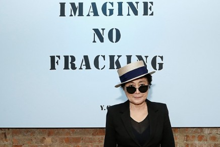 Yoko Ono: 'To be an artist you need courage'