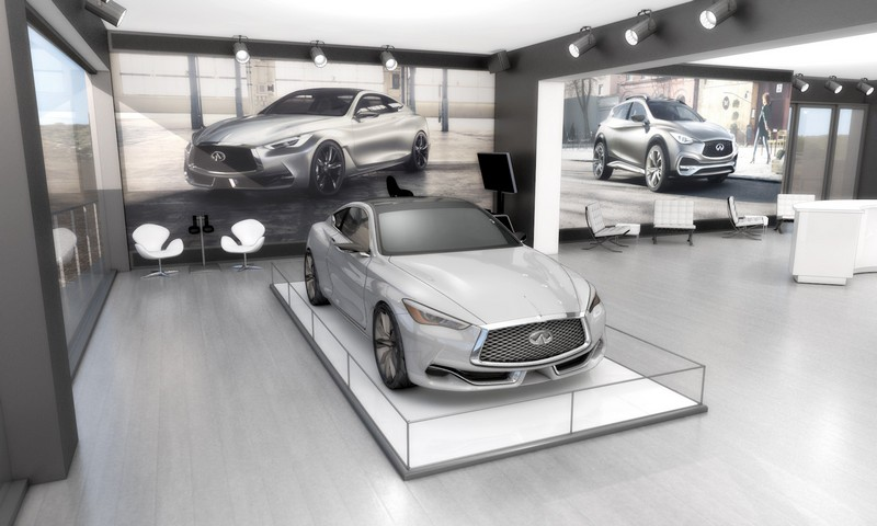 Infiniti creates guest-centered virtual reality experience