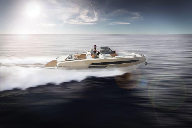 invictus yachta 370gt