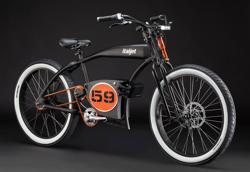 italjet electricbikes