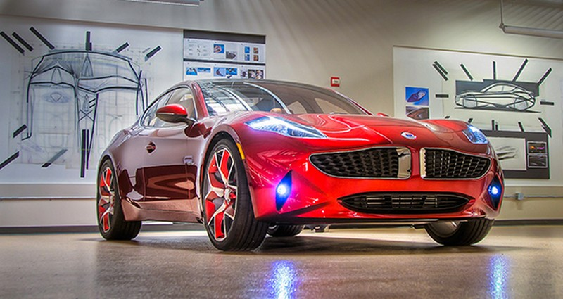 karma automotive ex Fisker-