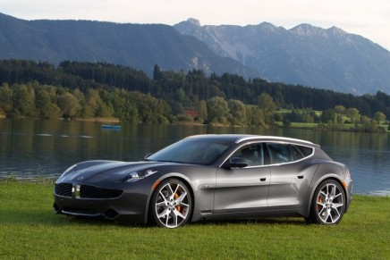 It's always been Karma. It's in our DNA, says Fisker Automotive announcing name change