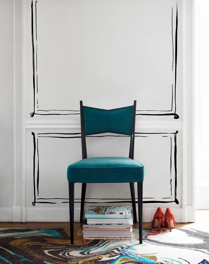 kate spade new york debuts furniture, lighting, rugs and fabric collection---001