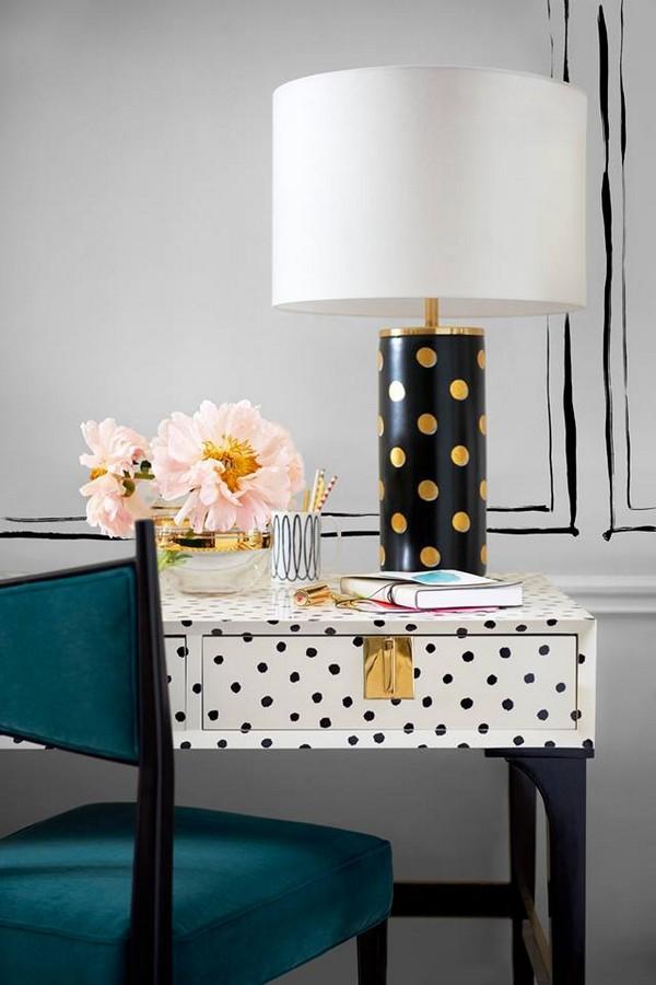 kate spade new york debuts furniture, lighting, rugs and fabric