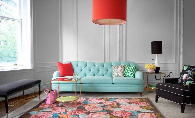 kate spade new york debuts furniture, lighting, rugs and fabric collection 2015