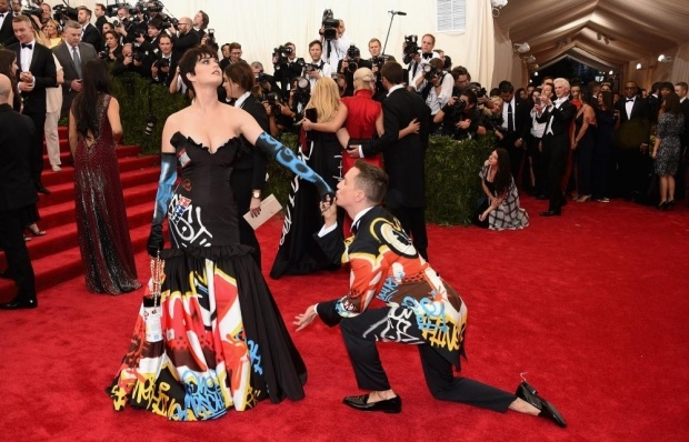 katie perry and jeremy scott