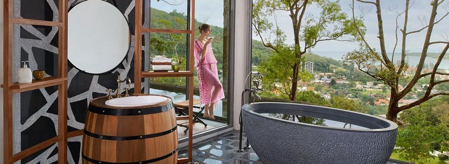 keemala luxury resort phuket thailand--