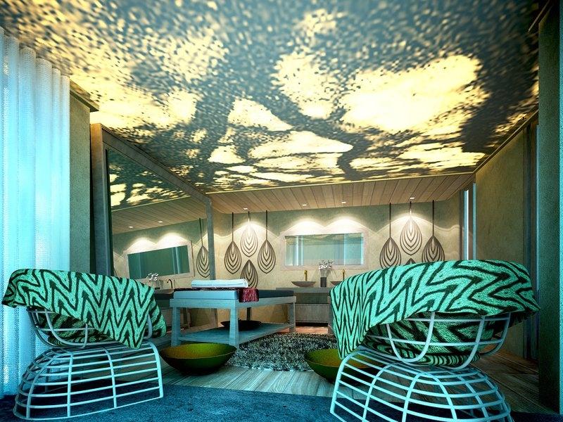 keemala luxury resort phuket thailand-massage room