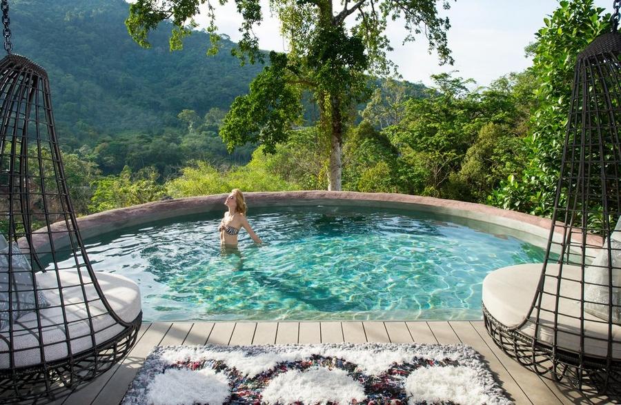 keemala luxury resort phuket thailand - private pool