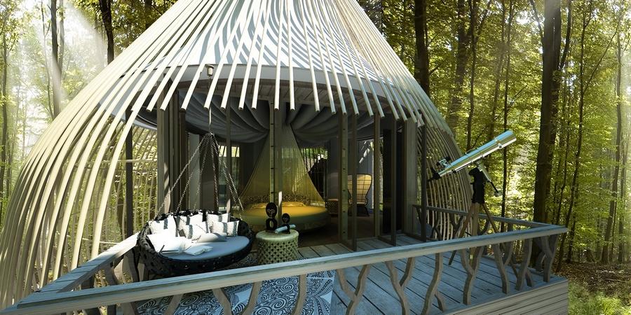 keemala luxury resort phuket thailand- tree pool house