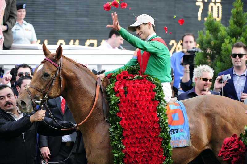 kentuckyderbyrosesforthewinner