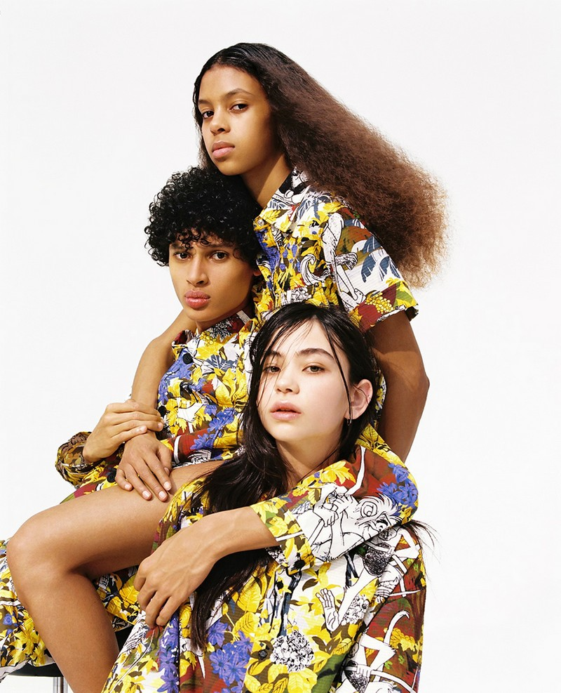 kenzo jungle book disney collection-