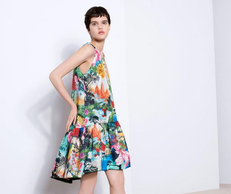 kenzo jungle book disney collection 2016 - dresses
