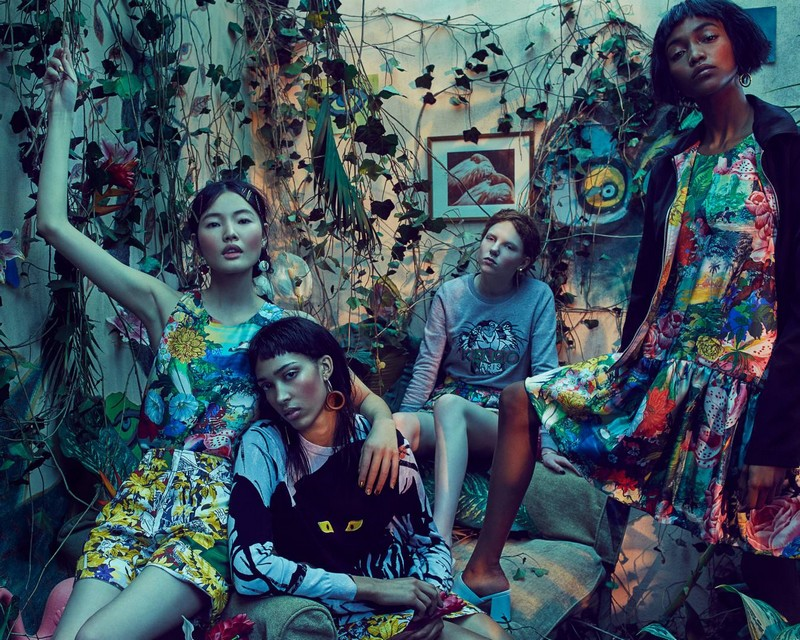 kenzo jungle book disney collection 2016
