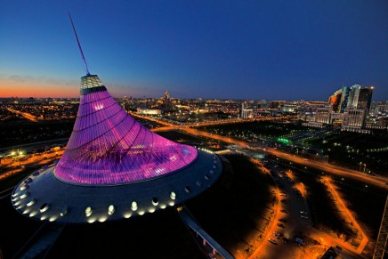 Welcome to Astana, Kazakhstan: one of the strangest capital cities on Earth