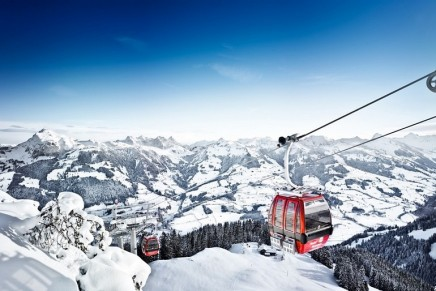 Kitzbühel dethroned France's Val Thorens to be named the world's best ski resort 2015