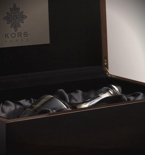 kors vodka-World's Most Exclusive Corporate Gift Collection-