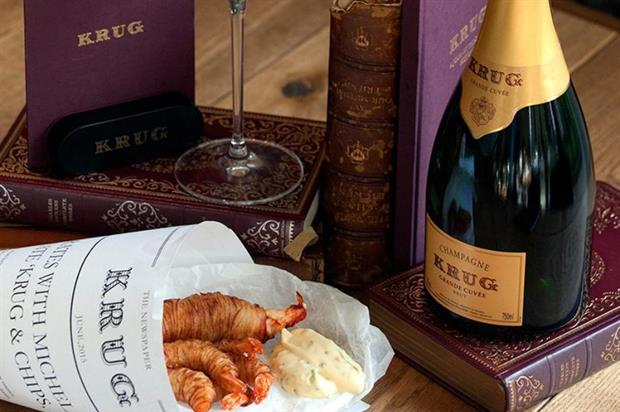 krug fish and chips