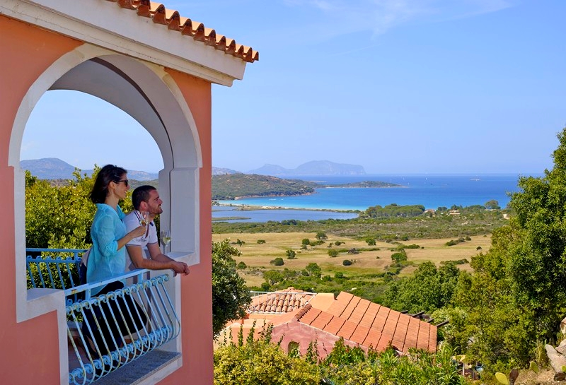 la nibareddu hotel sardinia - sardegna tourist attractions-