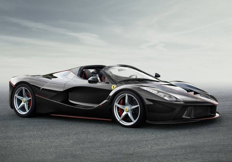 laferrari droptop2016 model--