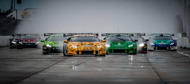 lamborghini super trofeo cars -