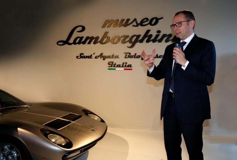 lamborhini museum -2016-opening - gala dinner