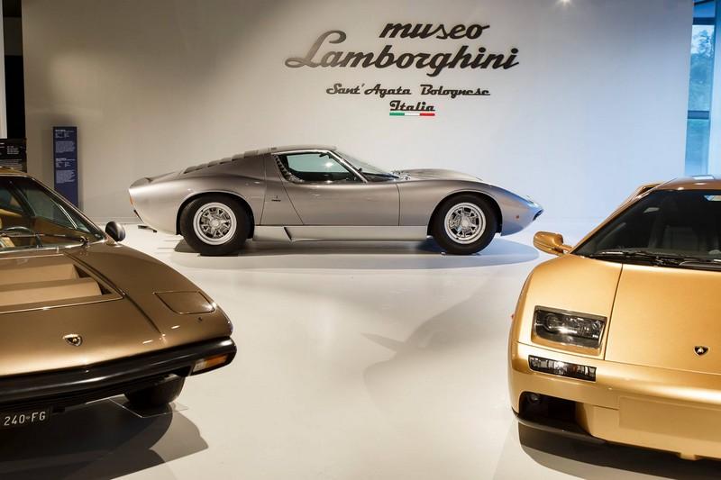 lamborhini museum -2016-opening