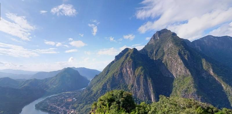 laos view point