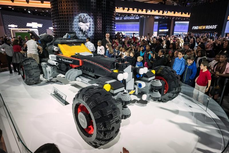 Chevrolet LEGO Movie Batmobile