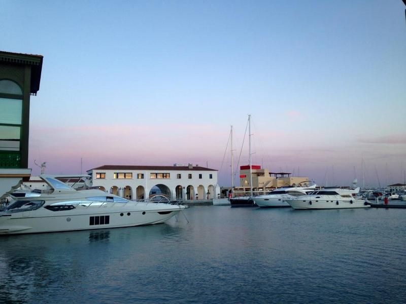 limassol marina 2015 - The first superyacht marina in Cyrpus--