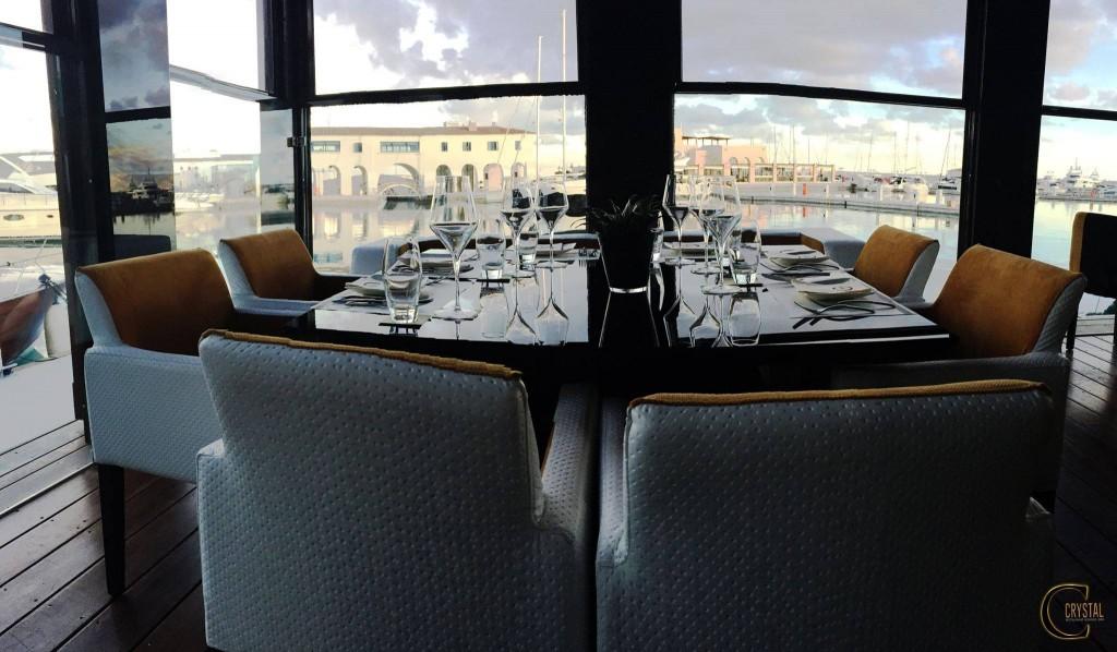 limassol marina 2015 - The first superyacht marina in Cyrpus-CrystalRestaurantLoungeBar