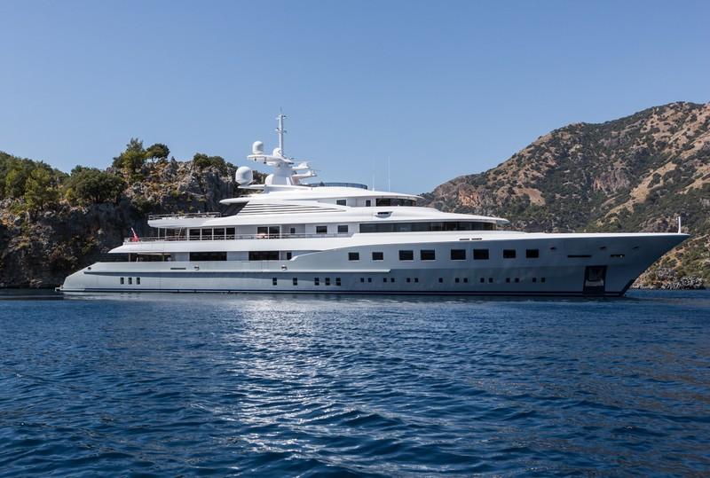lomond yachts caledonia-