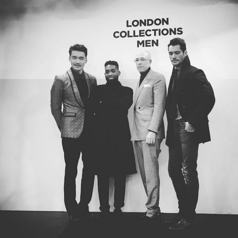 london collection men 2016-