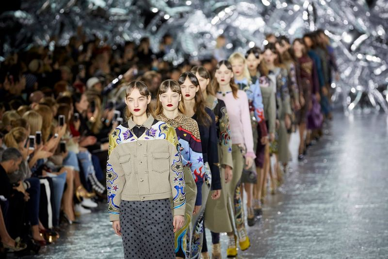 london fashion week2016