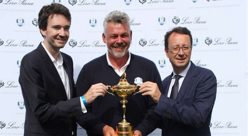 loro piana ryder cup golf capsule collection announcement