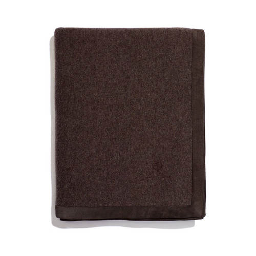 loro piana travel set - Plane Blanket in baby cashmere-