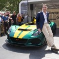 lotus at goodwood festival of speed 2015 - Lotus unveils the all new 3-eleven car